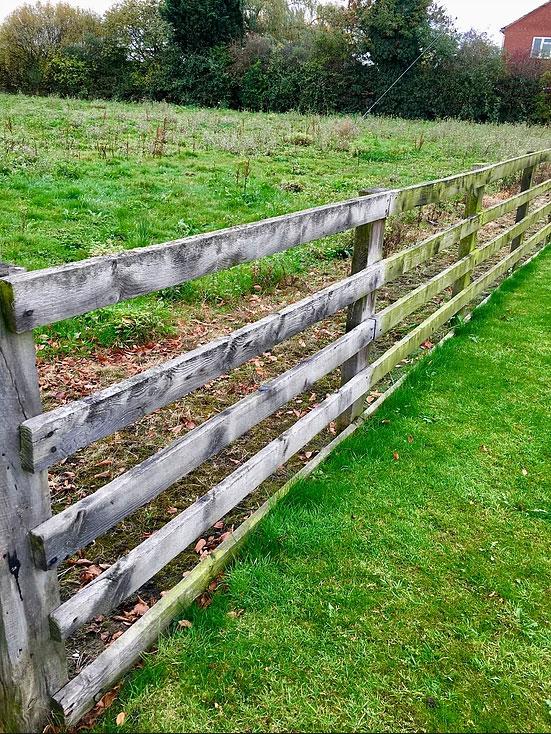 Di-ard Fence Treatment