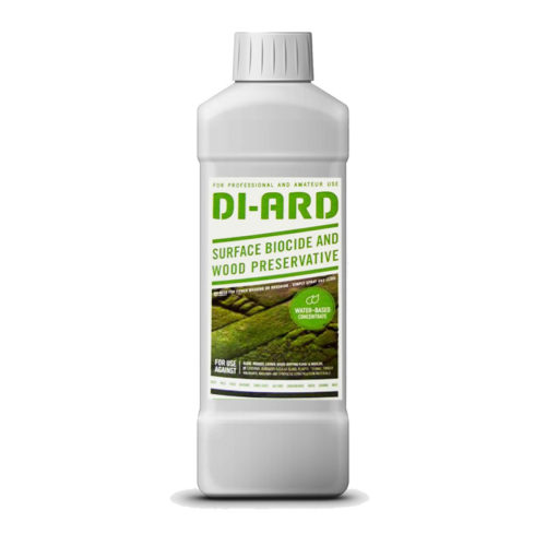 Di-Ard 1 Litre Moss and Algae Killer